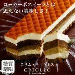 世界まる見え!で紹介された糖質制限ケーキがすごい!価格など